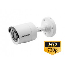 Camera Hibrid 4 in 1, 1.0MP, lentila 2.8mm, IR 20M - HIKVISION    DS-2CE16C0T-IRPF-2.8mm