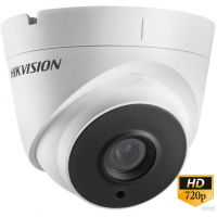 Camera dome all in one IR 40 metri, HD 720p Hikvision DS-2CE56C0T-IT3F2.8