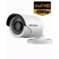 Camera exterior 4 in 1 Hikvision 2MP IR 20m DS-2CE16D0T-IRPF2.8