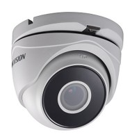 Camera dome Turbo HD Hikvision DS-2CE56D8T-IT3ZF 2MP, lentila varifocala motorizata 2.7-13.5mm, IR 40m