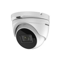 Camera dome Turbo HD Hikvision DS-2CE76H8T-ITMF 5MP, 2.8mm, IR Exir 30m