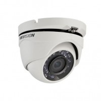 Camera dome Turbo HD Hikvision 1MP , 720P , IR 20M , lentila 2,8 mm DS-2CE56C0T-IRMF